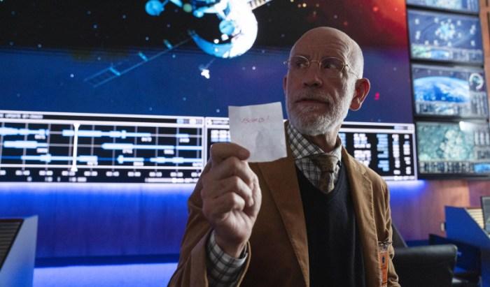 Szenenbild aus SPACE FORCE - 1. Staffel (2020) - Dr. Adrian Mallory (John Malkovich) - © Netflix