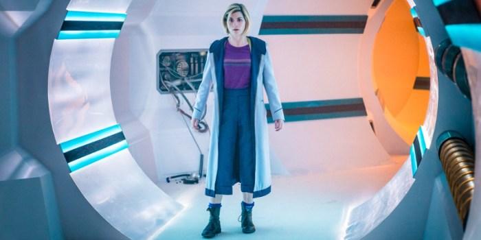 Szenenbild aus DOCTOR WHO - 11. Staffel - Der Doctor (Jodie Whittaker) - © Polyband