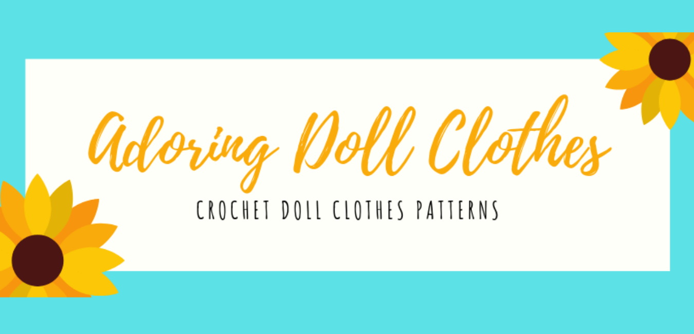 picture relating to 18 Inch Doll Shoe Patterns Free Printable titled Crochet 18\