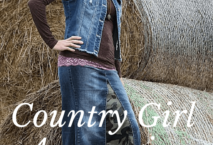 Fall Wardrobe Inspiration for the Country Girl