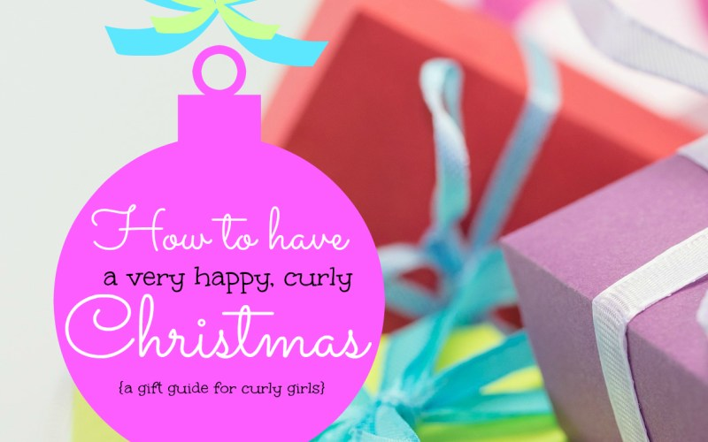 Adornabelle's Guide to a Curly Girl Christmas