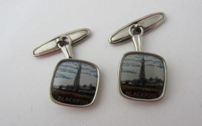 New in Vintage Men's Tie Clips and Cufflinks