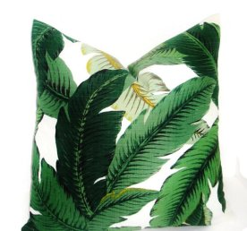 Etsy pillow outdoor fabric