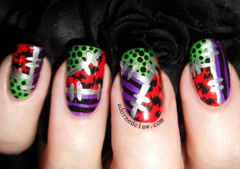 messy mansion adorned claw