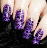Nail Stamping   The Adorned Claw