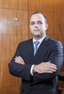 Dante Righetto, diretor da Regus no Brasil.