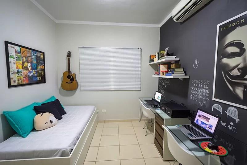 Up no Home Office: Limãonagua