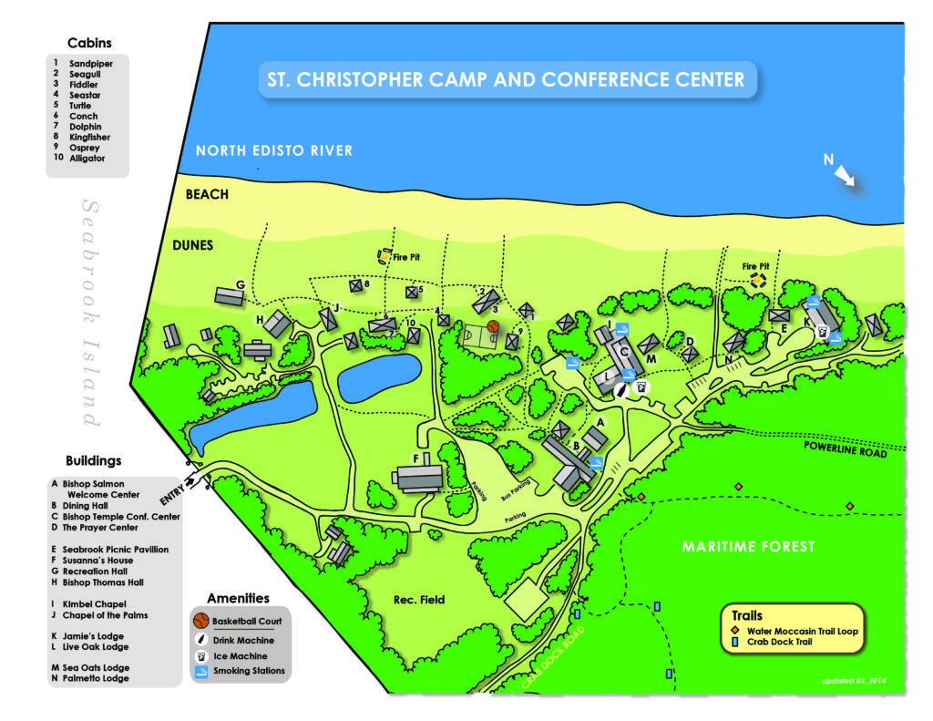 Stccc Map