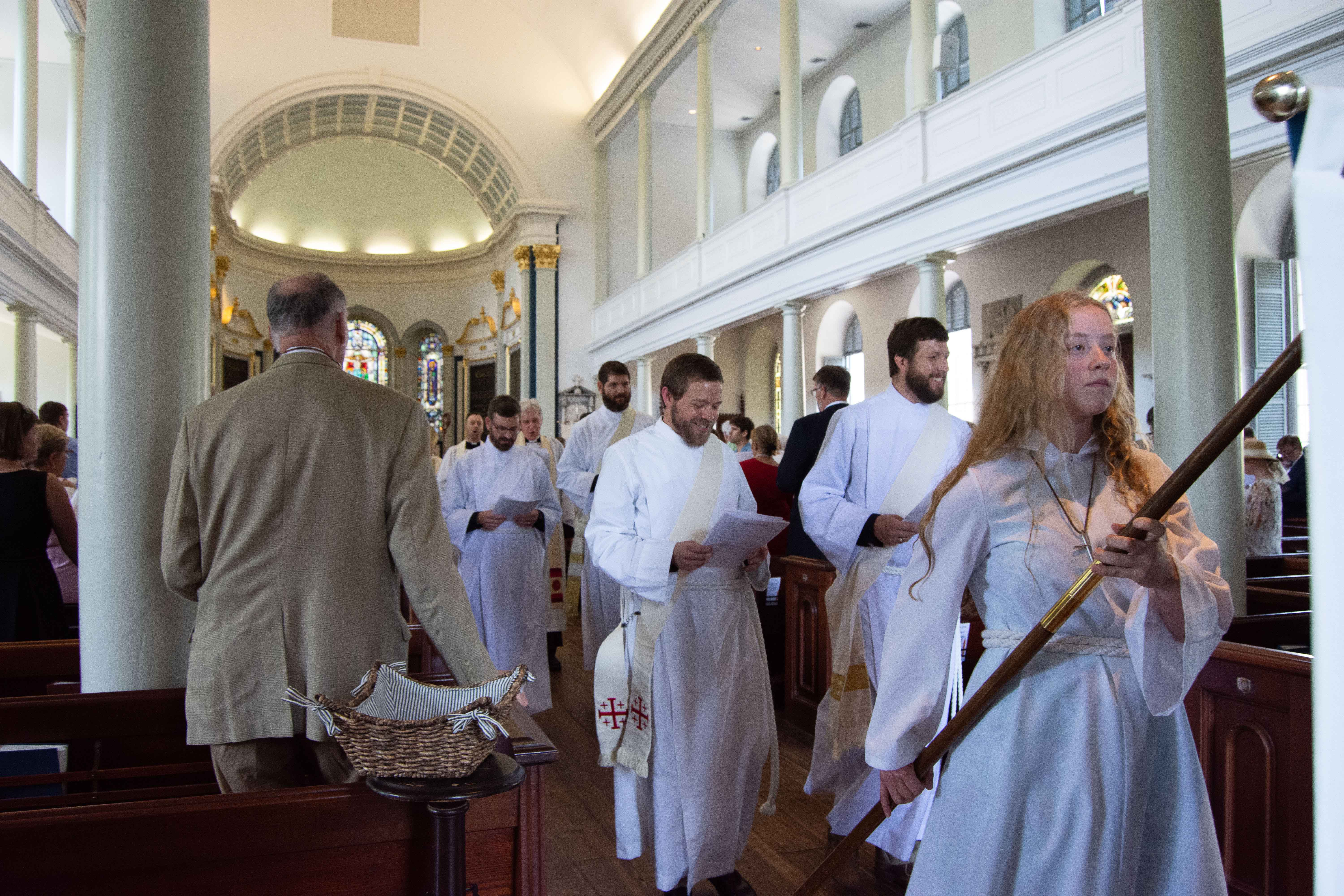 Ordination To Transitional Diaconate