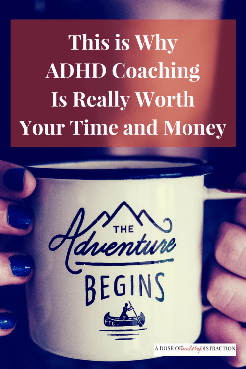 ADHD Coaching is really worth your time and money