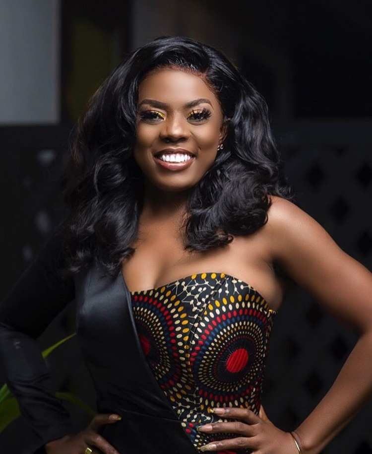 The kitchen is my office, I don't like men cooking for me-Nana Aba Anamoah