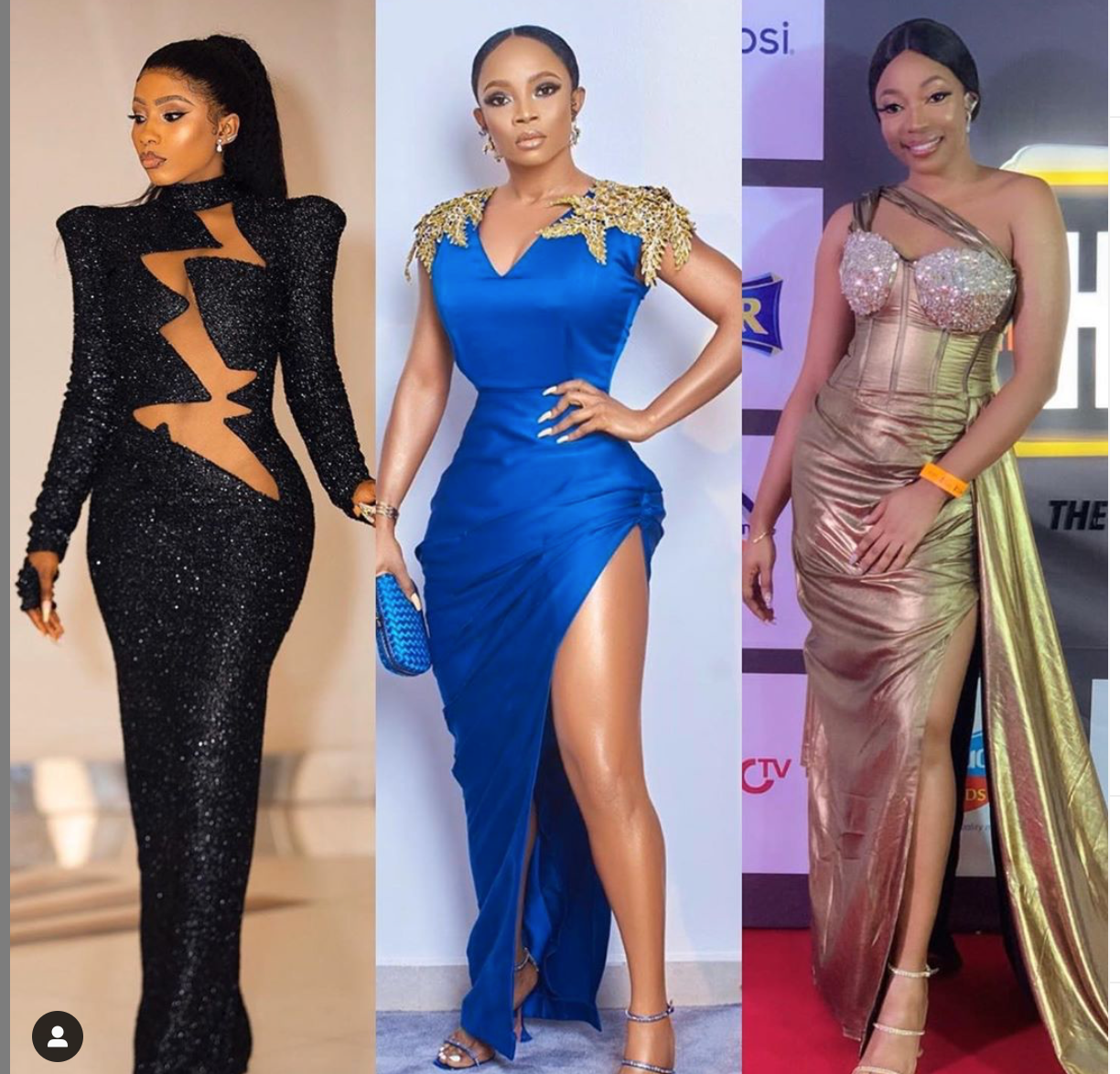 BBN winner, Mercy, Toke Makinwa and others step out in style to #Headies2019