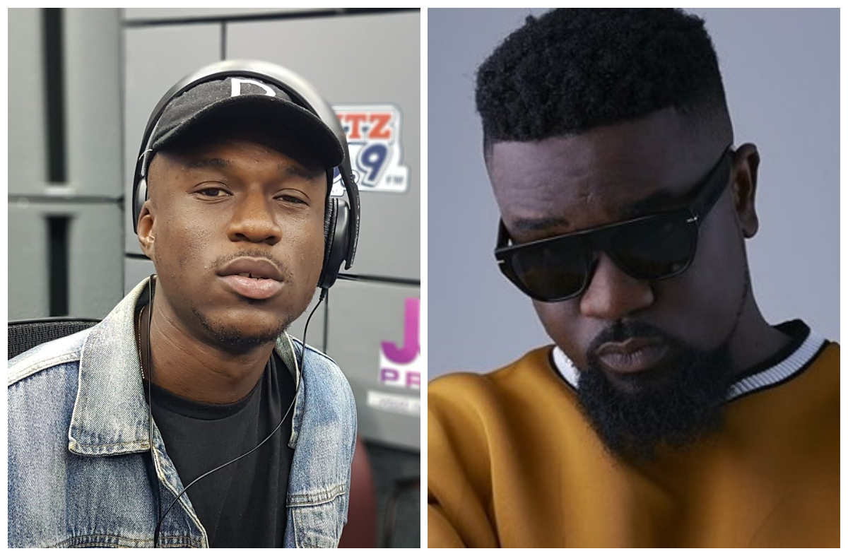 I used to think Sarkodie did not understand English from back in the day- Joey B
