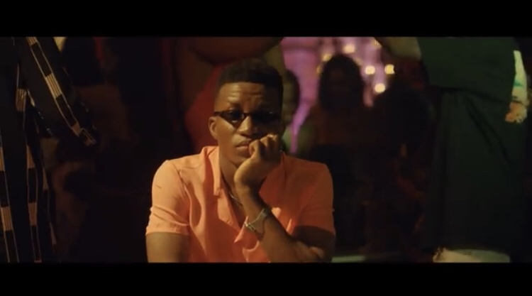 "Music Video: ""Things Fall Apart""- Kofi Kinaata"
