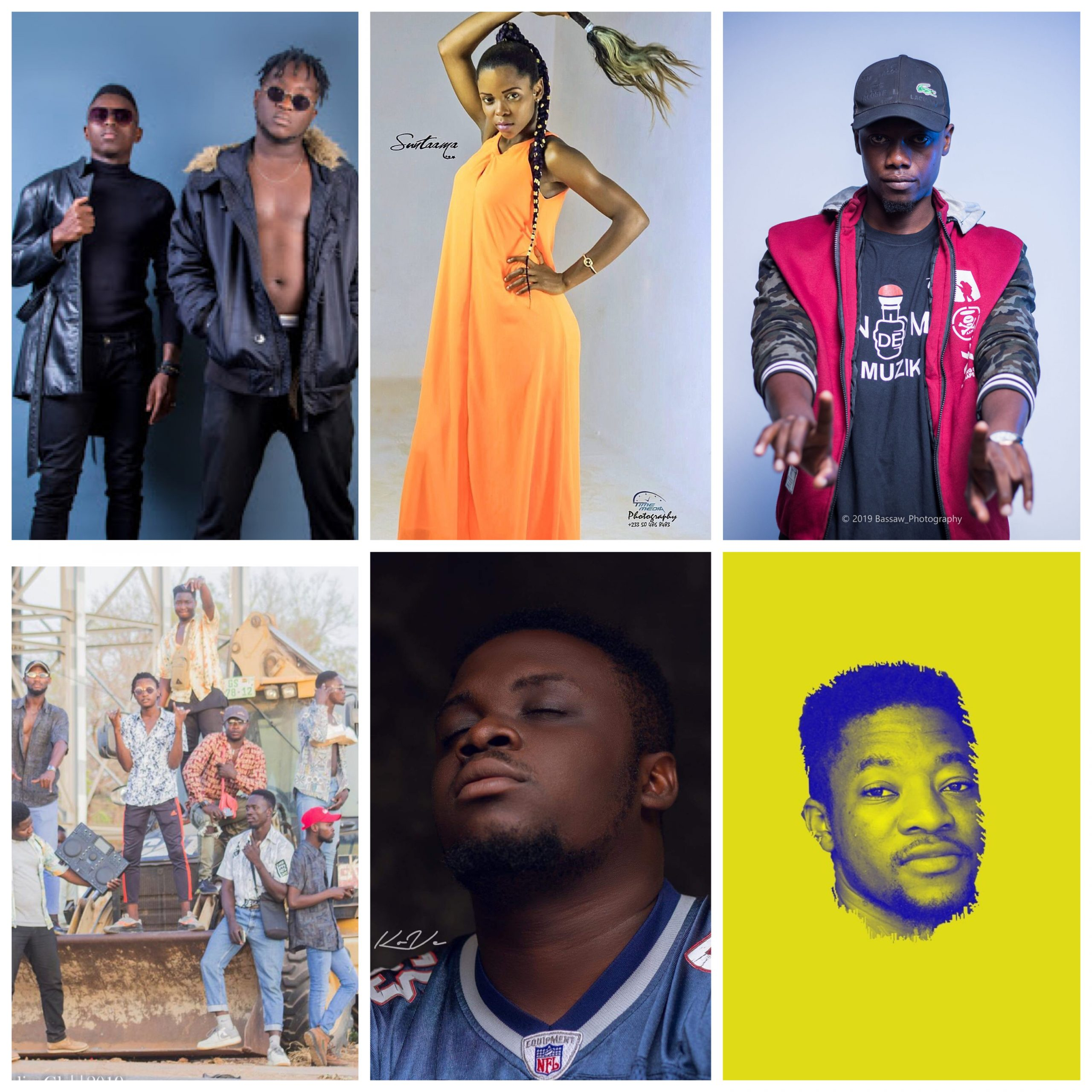 10 Musicians from the Upper West Region you should look out for