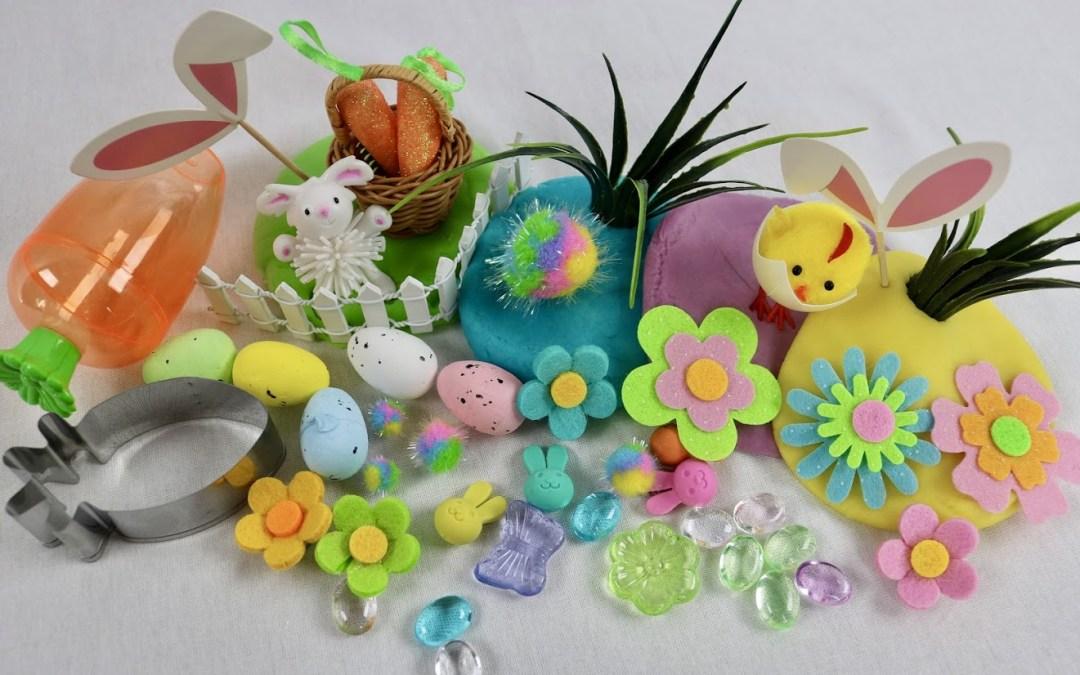 The Benefits of Playdough Sensory Kits