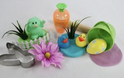 Why Easter Playdough Kits Make The Best Easter Gifts!