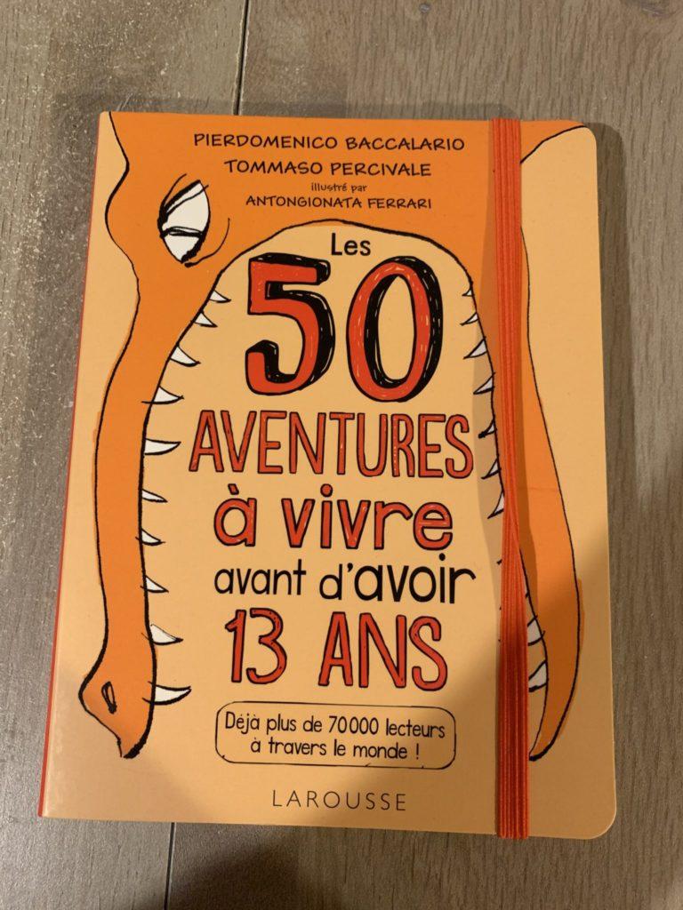 Livre Pour Ado 13 Ans : livre, Aventures, Vivre, Avant, D'avoir, Livre, Débrouillards, Créatifs