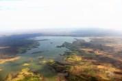 View of a Lake Near Nagpur