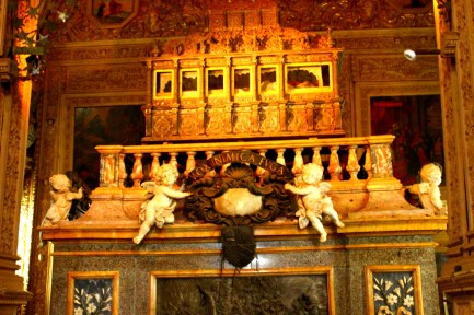 The Body of ST. FRANCIS XAVIER