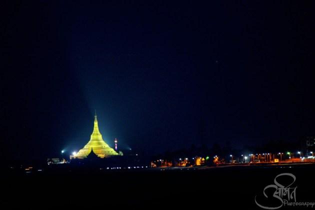 Pagoda at iceland