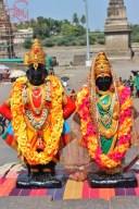 Vitthal & Rakhumai (विठ्ठल आणि रखुमाई)