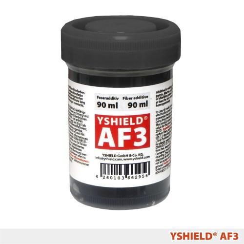 Boja za zaštitu od elektromagnetskih polja, dodatak vlaknima AF3 0,09 litara