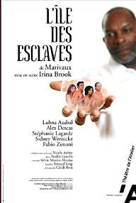 Irina Brook L'ile Des Esclaves : irina, brook, l'ile, esclaves, Scène, Indépendante, Contemporaine, L'île, Esclaves
