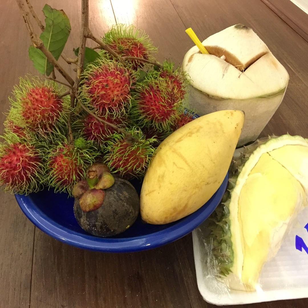 Thai Tropical Fruits