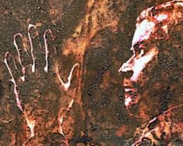 Man Rusting
