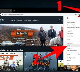 Cómo ver Amazon Prime en Chromecast