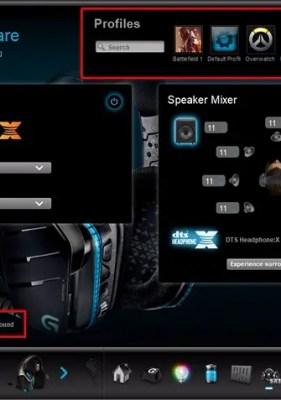 Cómo activar el sonido envolvente en los auriculares para juegos de Logitech