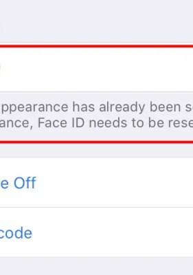 Cómo configurar varias caras para el Face ID en iOS 12