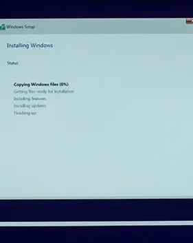 Cómo instalar Windows 10 en inglés en portátiles comprados en China