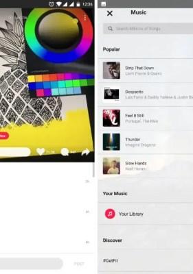 Cómo añadir fácilmente música a los vídeos de Instagramación