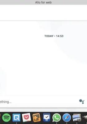 Cómo utilizar Google Allo en PC y Mac