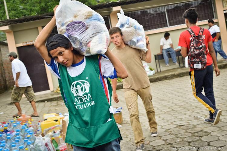 Raccolta Fondi Per Emergenza Ecuador: Abbiamo Bisogno Anche Di Te!