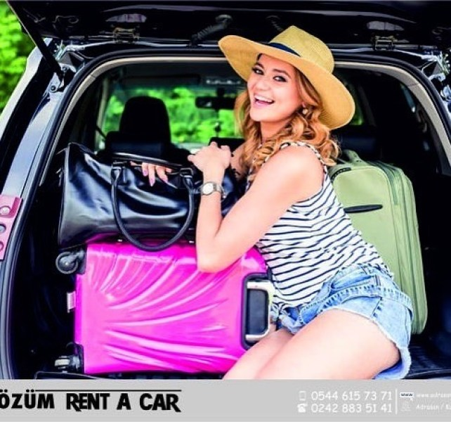 OLİMPOS'DA RENT A CAR FİRMALARI