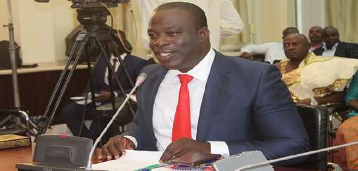 Ignatius Baffour Awuah, Minister for Employment and Labour Relations