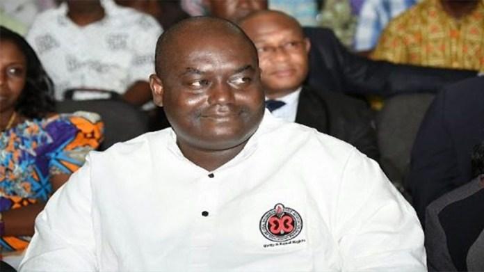 Mr Isaac Bampoe Addo