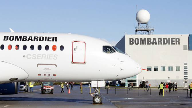 US 'fair and open' over Bombardier dispute