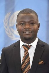 Mr. Isaac Asare, Administrator of GNAAP