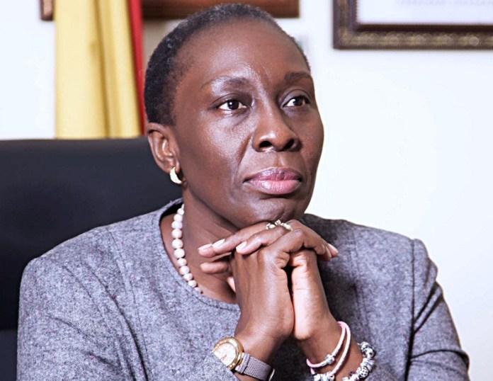 Mrs Marietta Brew Appiah-Oppong