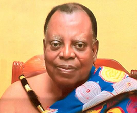 Professor Nana S.K.B. Asante