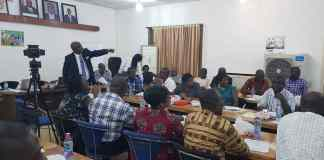 Kumasi Tech University staff undergo training