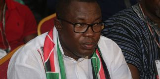 Samuel Ofosu Ampofo, NDC National Chairman