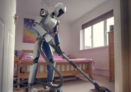 Robots are taking many jobs