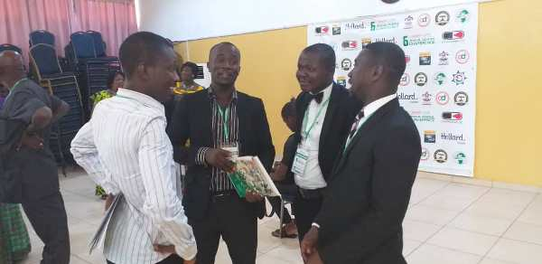 The meeting offered a networking opportunity