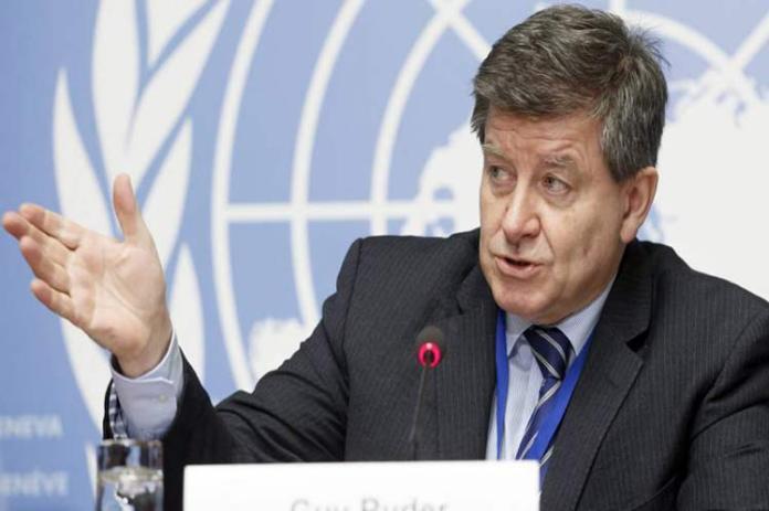 Guy Ryder, ILO Director-General