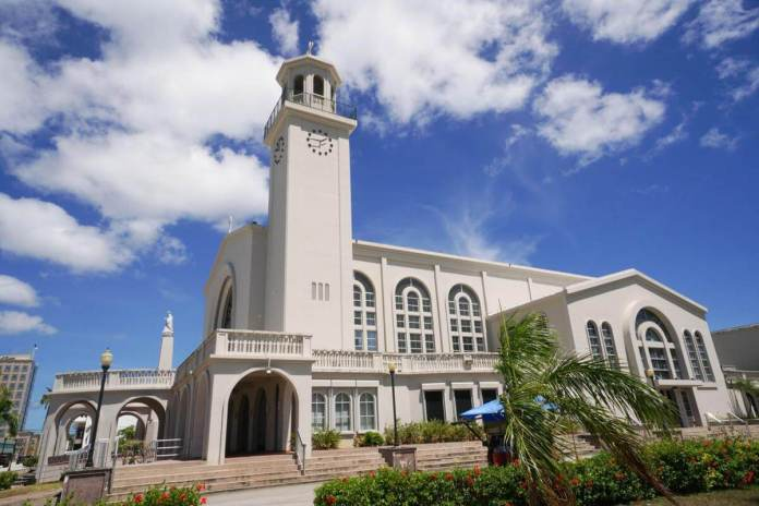 275 sexual abuse claims have been filed against the Archdiocese of Agana